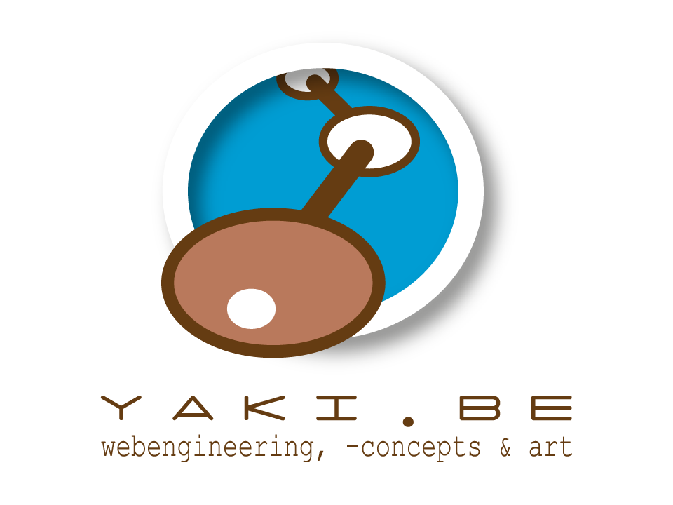 YAKI.BE webengineering, -concepts and art